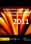 Análisis de la presencia de las revistas españolas en el JCR de 2011
