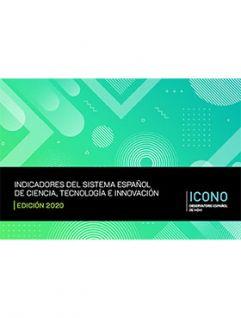 Indicadores del Sistema Español de Ciencia, Tecnología e Innovación 2020