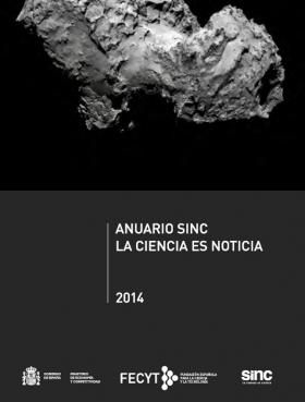 Portada Anuario SINC 2014