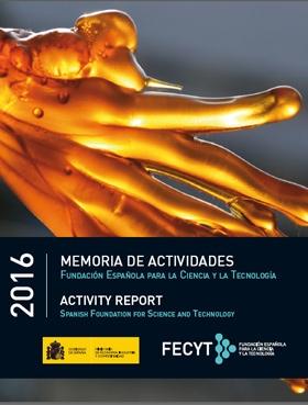 FECYT Activity Report 2016