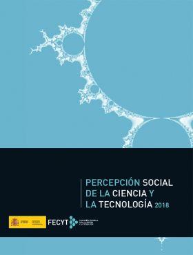 Portada Percepción Social de la Ciencia y la Tecnología en España 2018