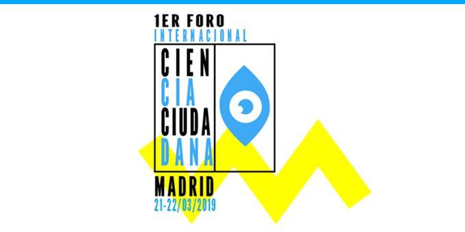 I Foro Internacional de Ciencia Ciudadana en España
