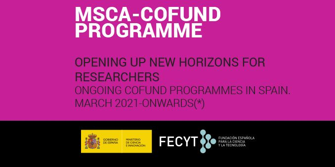 FECYT publishes a report with open Maries Slodowska Curie Actions- COFUND (MSCA-COFUND) calls in Spain