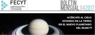 Boletín FECYT Abril 2017