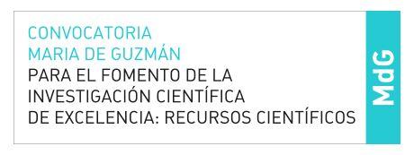 Convocatoria María de Guzmán
